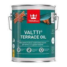 <b>Масло</b> для дерева Tikkurila <b>Valtti Puuoljy</b> Akva <b>EC</b>, 0,9 л - купите ...