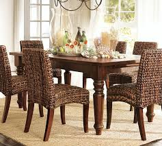 pottery barn style dining table:  sumner extending dining table o