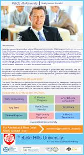 newly added program master of business administration in mba newsletter 2