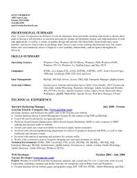 catering server resume skills summary example b a the most of for gallery of catering server resume