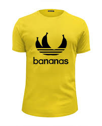 "Футболка Wearcraft Premium Slim Fit ""bananas"" #2478233 от ..."