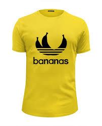 "Футболка Wearcraft Premium Slim Fit ""bananas"" #2478233 от ..."