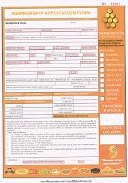 online application form foodcart corner 1 food cart franchise file
