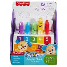 ≡ Обущающие <b>карандаши Fisher</b>-<b>Price</b> рус. (<b>FBP59</b>) – купить в ...