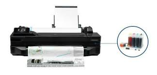 Рулонный <b>плоттер HP Designjet</b> T120 (CQ891A): цена, отзывы ...