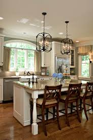 luxurious kitchen island chandeliers bring romantic interior art deco black wrought iron chandeliers over mid black kitchen island lighting