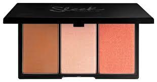 Sleek MakeUp <b>Палетка для корректировки формы</b> лица Face ...