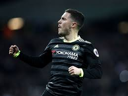hazard would struggle to turn down offer from real madrid or eden hazard would struggle to turn down offer from real madrid or barcelona says diego costa