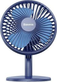 <b>Вентилятор</b> настольный <b>Baseus</b> Ocean <b>Fan</b> - Синий (CXSEA-15 ...