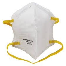 <b>Makrite Sekura</b>-<b>N95</b> NIOSH N95 Respirator | SPHMedical