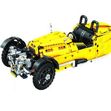 Boys 2017 New <b>838Pcs</b> Technology Series Retro <b>classic</b> car Model ...