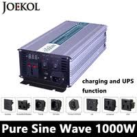 Pure sine wave inverter with charger and UPS - Shop Cheap Pure ...