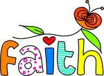 Image result for clipart for faith