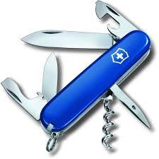 Швейцарский <b>нож Victorinox Spartan</b>, длина лезвия 6.8 см ...
