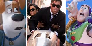 <b>Summer Box Office 2019</b>: The Highs and Lows of a Topsy-Turvy ...