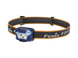 <b>Налобный фонарь Fenix HL18R</b> голубой купить за 3 590 руб ...