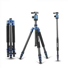 <b>Zomei Z818C</b> Portable Light Weight Travel <b>Tripod</b> With: Amazon.co ...