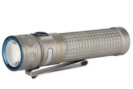 <b>Фонарь Olight Baton Pro</b> TI, Titanium Limited Edition - купить в ...