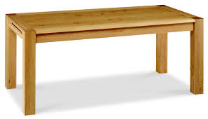 Lyon Oak Bedroom Furniture Lyon Oak Extending Dining Table Oak Furniture Solutions