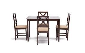 <b>Обеденный комплект Хадсон</b> Hudson стол + 4 стула | 13 Стульев