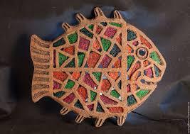 Купить Рыба керамическая - Керамика, ручная работа, рыба ...