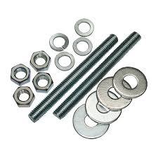 Комплект для химического анкера: <b>шпильки</b> М10x140 мм <b>DIN976</b> ...