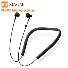Xiaomi Necklace Bluetooth <b>Earphone</b> Wireless <b>Earbuds</b> with Mic ...