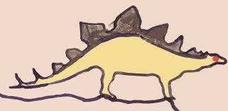 troy39s stegosaurus