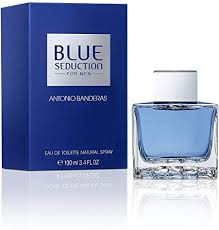 <b>Antonio Banderas Blue Seduction</b> Eau de Toilette Spray 100 ml ...