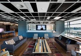 cool and modern interior for advertising agency leo burnetts sydney office advertising agency office advertising