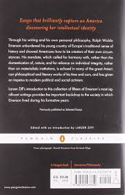 nature and selected essays penguin classics amazon co uk ralph nature and selected essays penguin classics amazon co uk ralph waldo emerson 9780142437629 books