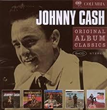 Original Album Classics : The <b>Fabulous Johnny Cash</b> / Hymns by ...