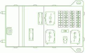 2008 mercury milan fuse box 2008 wiring diagrams
