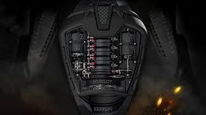 futuristic watches for men muted hublot mp 05 laferrari all black men s watch futuristic watches for men