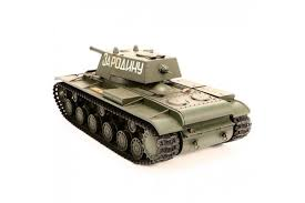 <b>Радиоуправляемый танк VSTank</b> Airsoft Series Russia КВ-1 Green ...