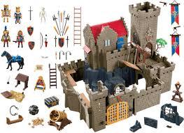 Playmobil Игровой <b>набор Рыцари</b> Королевский замок <b>рыцарей</b> ...