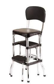 retro kitchen stools stool galleries vintage kitchen retro chair bar step stool