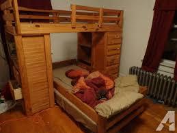 bunk beds with built in dresserdesk and shelves bunk bed dresser desk