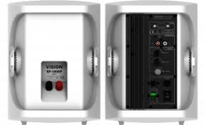 SP-1800P Pair 60w Active Loudspeakers - VISION Pro AV Products