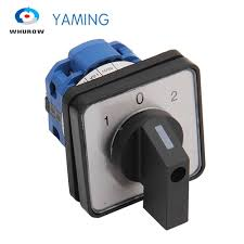 Yaming electric LW39B 16 4 changeover rotary cam switch 660V ...