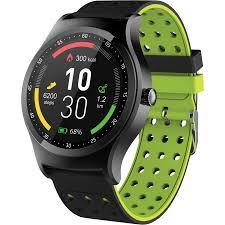 DGTEC <b>Smart Watch</b> With <b>Silicone Strap</b> | BIG W