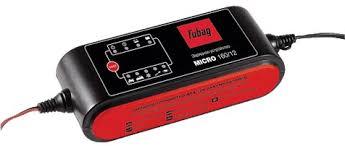 Пуско-зарядное <b>устройство FUBAG MICRO 160/12</b> 68826 купить ...