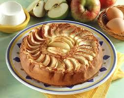 normandische appeltaart