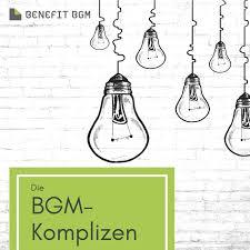 Die BGM-Komplizen
