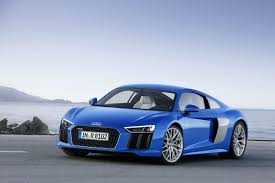 <b>Audi</b> presents the new <b>R8</b>: The sporty spearhead just got even sharper