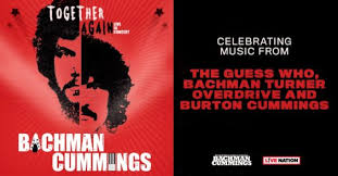 NEW DATE: <b>Randy Bachman</b> & Burton Cummings - Avenir Centre