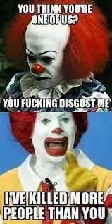 FunniestMemes.com - Funny Meme - [Ronald Mcdonald has a valid ... via Relatably.com