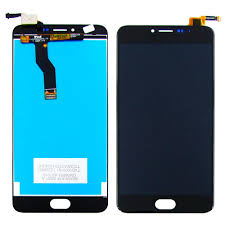<b>Дисплей Meizu</b> M3 Note, L681H, черный | оригинал | <b>экран</b>, <b>монитор</b>