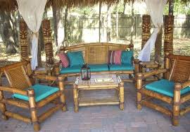 charming bamboo sofa set designs for tropical accent in a living in bamboo living room furniture amazing bamboo furniture design ideas