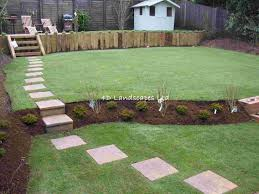 garden decor ideas stepping stones